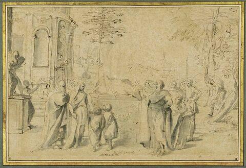 Le Sacrifice de Pélias à Neptune
