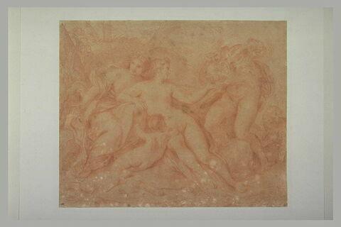 Vénus entre Bacchus et Cérès