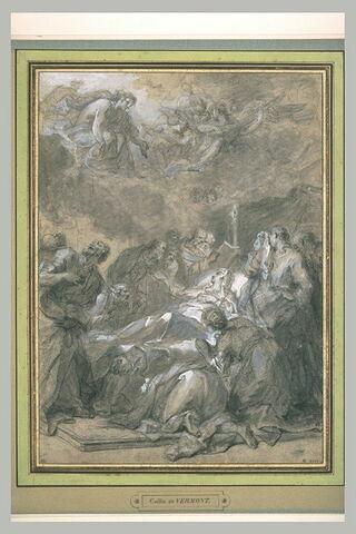 Mort de la Vierge