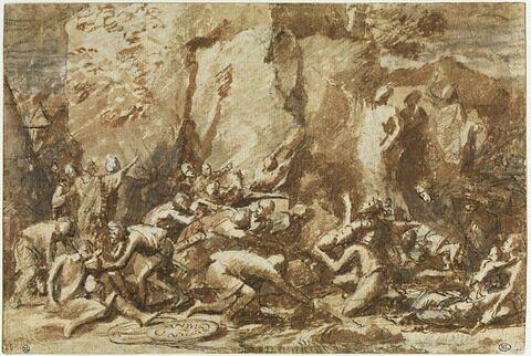 Le Frappement du rocher