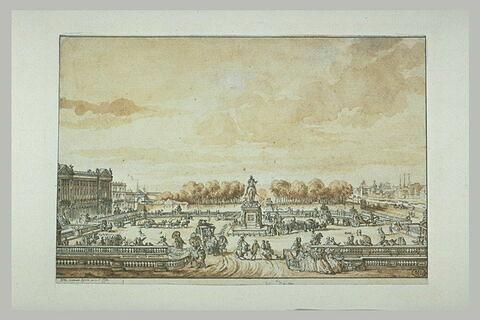 La place Louis XV