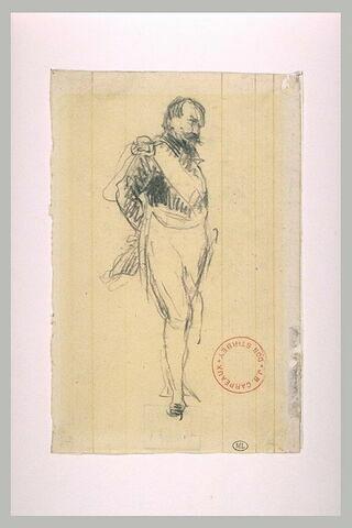 Napoleon III en habit de cour