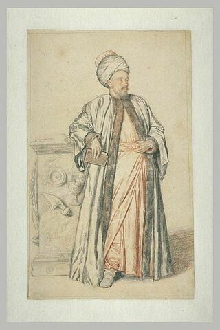 Portrait de l'archéologue et théologien Richard Pococke