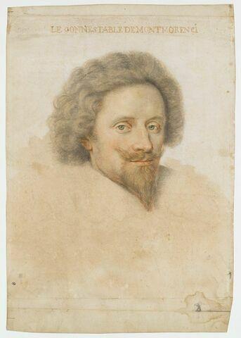 Portrait d'Henri II, duc de Montmorency (1595-1632)