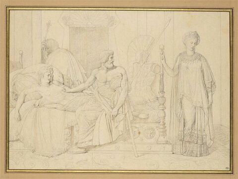 Antiochus et Stratonice