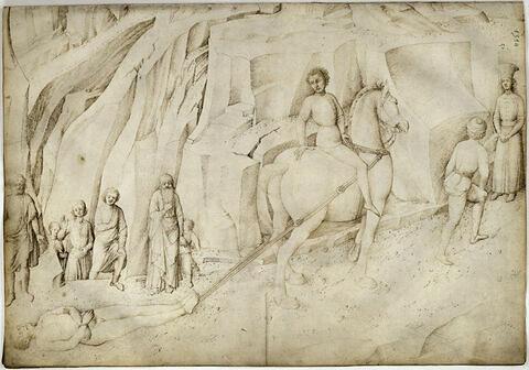 Martyre de saint Isidore