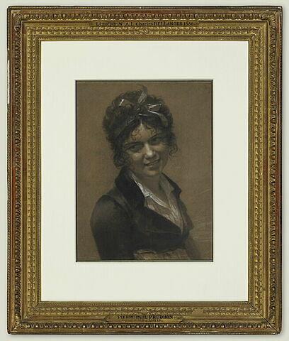 Portrait de Marie Françoise Constance Mayer-Lamartinière (1774-1821)
