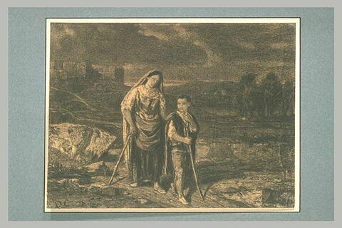 Agar et Ismaël