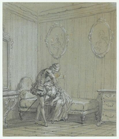 La Tentation de Madame Bouvillon