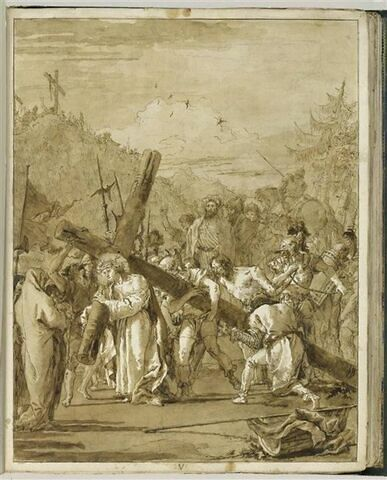 Le Portement de Croix