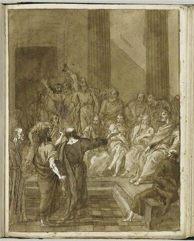 Prédication de saint Paul à l'Aréopage d'Athènes