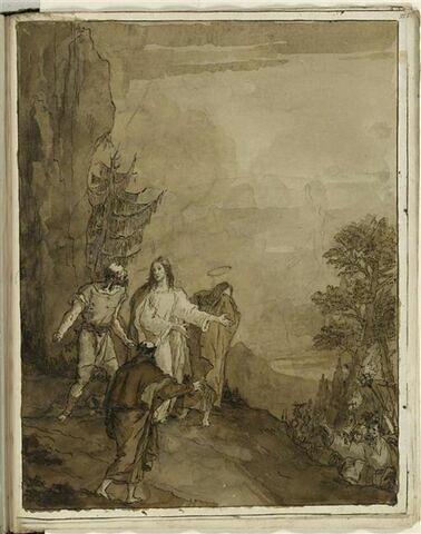 L'Arrestation du Christ au Jardin des oliviers