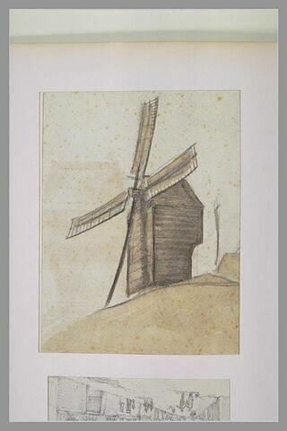 Moulin de la colline de Montmatre