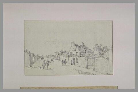 Rue de Montmatrre