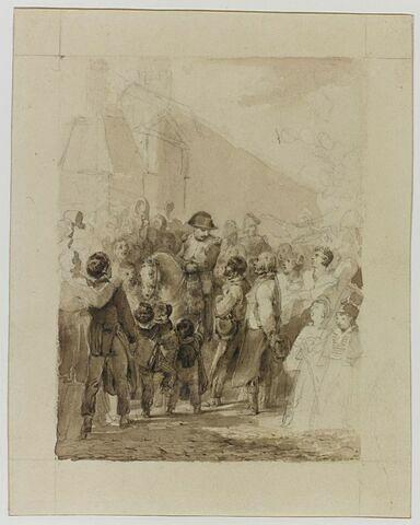Rentrée de Napoléon à Paris
