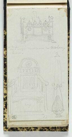 Mont Athos, objets du couvent de la Grande Lavra