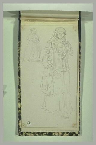 Deux grecques en costumes traditionnels