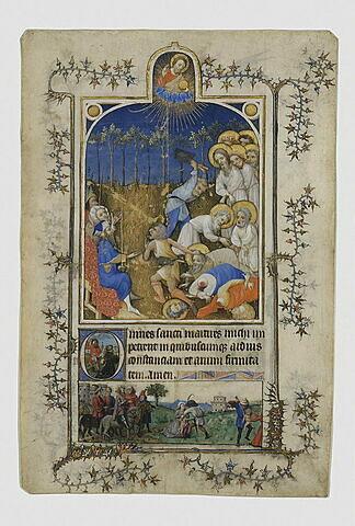Les saints martyrs