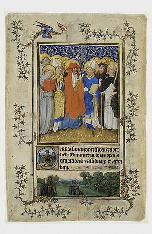 Les saints confesseurs