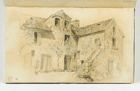 Une maison à Guibray, près de Falaise