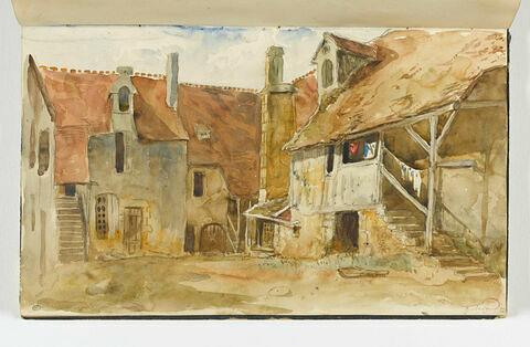 Maisons à Guibray, près de Falaise