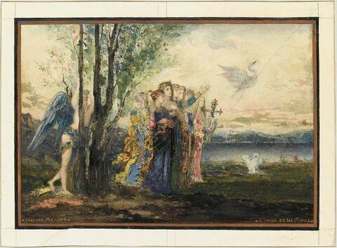 L'Amour et les Muses