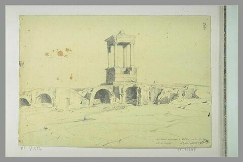 Un tombeau à Dana, près d'Antioche