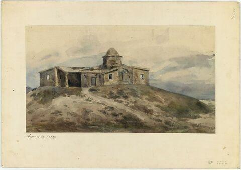 Monastère à Chypre