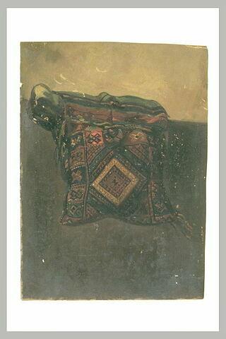 Coussin oriental