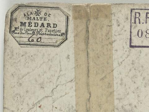 Détail RMN-Grand Palais (Musée du Louvre) - Thierry Le Mage