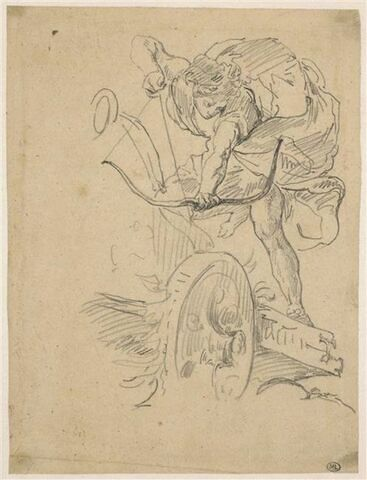 Apollon sur son char