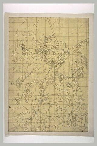 Persée délivrant Andromède