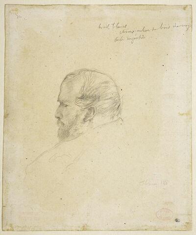 Portrait du baron Gennaro Bellelli