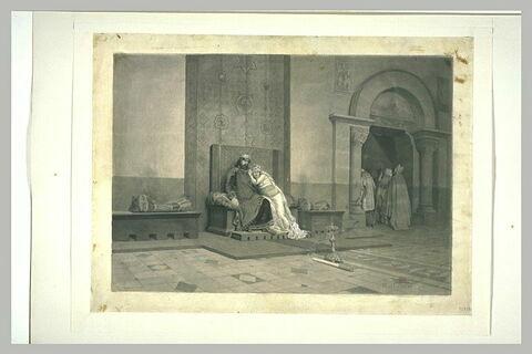 'L'Excommunication de Robert le Pieux'