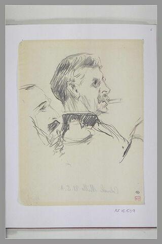 Portrait du colonel Mills