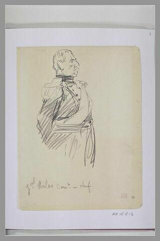 Portrait du général Miles