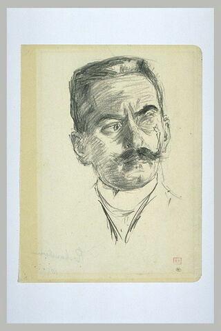 Portrait de M. Rochambeau