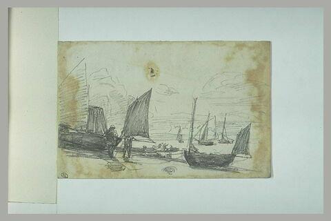 Paysage maritime