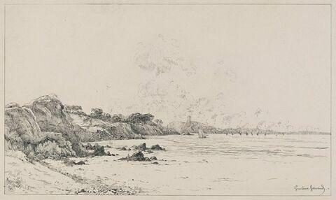 La baie de Douarnenez