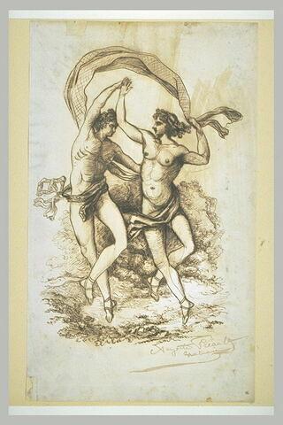 La Danse des fils d'Alcinoüs