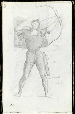 Un archer