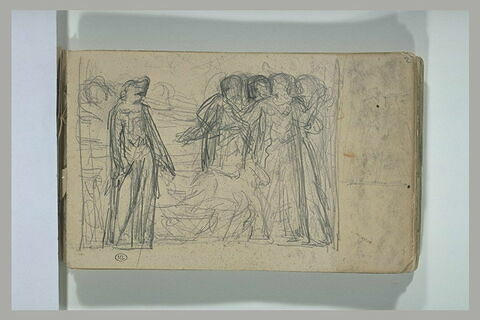 Médée et les filles de Pélias