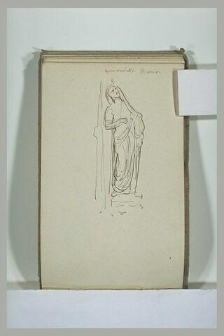 La Vierge de l'Annonciation d'Amiens