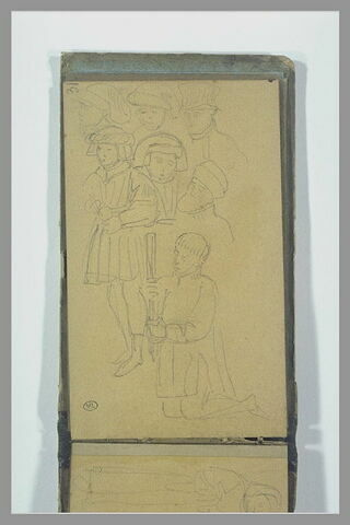 Sept figures du Moyen Age