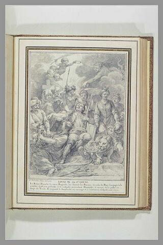Histoire de Louis IX dit saint Louis