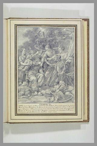 Histoire de Charles VI dit le Bien-Aimé ou le Fou