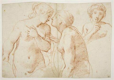 Trois femmes nues