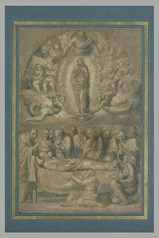 Dormition et Assomption de la Vierge