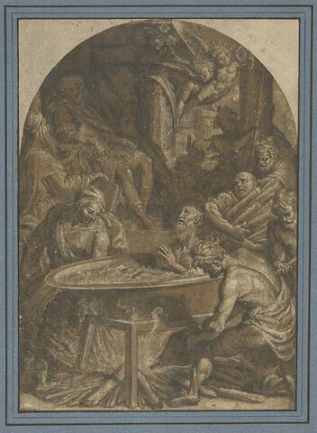 Martyre de saint Jean Evangéliste