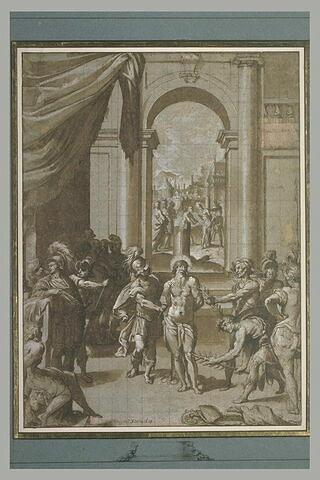 Martyre de Saint Félicien de Foligno